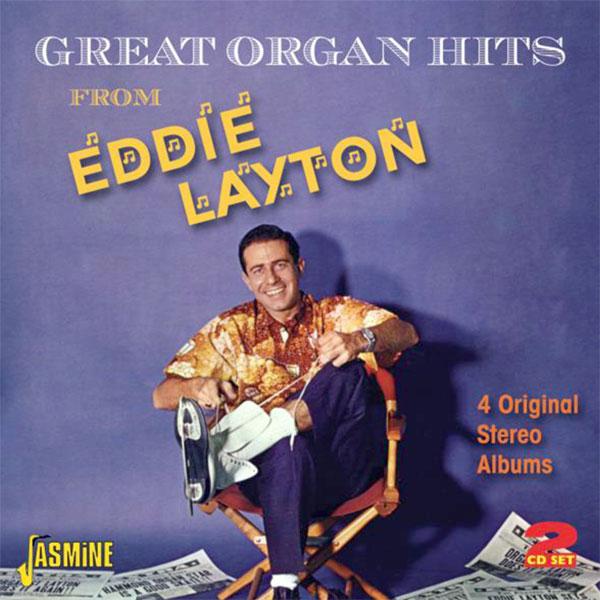 Eddie Layton - Great Organ Hits (2CD)