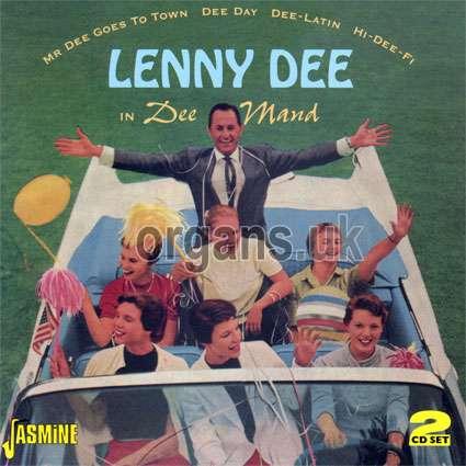 Lenny Dee - In Dee-Mand