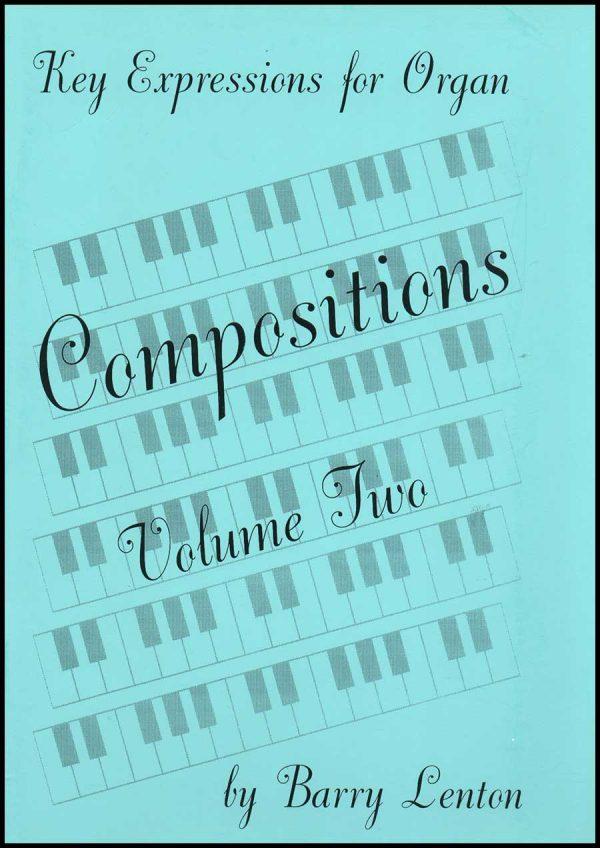 Barry Lenton - Compositions 2 (Book)