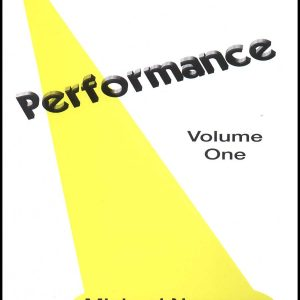 Michael Newman - Performance (Book)