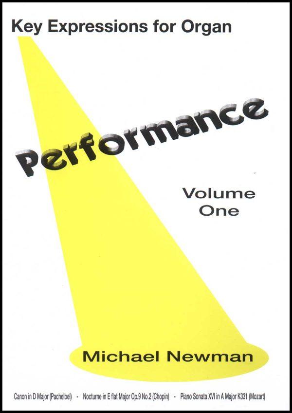 Michael Newman - Performance (Book)