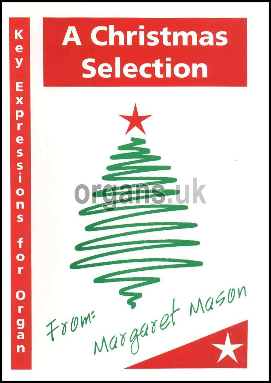 Margaret Mason - A Christmas Selection (Book)