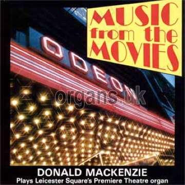 Donald MacKenzie - Music From The Movies