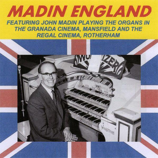 John Madin - Madin England