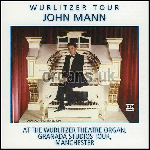 John Mann - Wurlitzer Tour