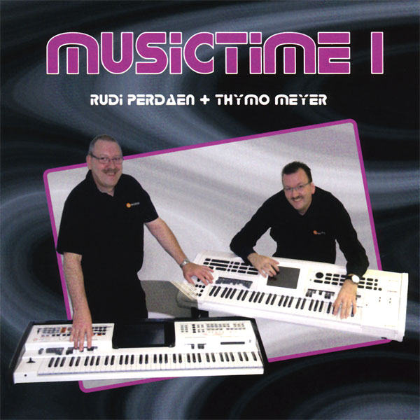 Rudi Perdaen and Thymo Meyer - Musictime 1