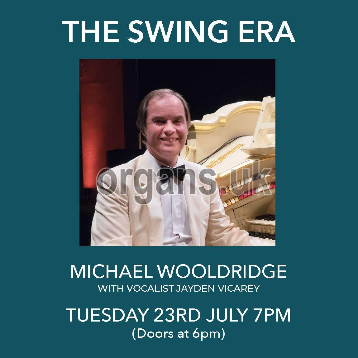 Michael Wooldridge 2019 Concert