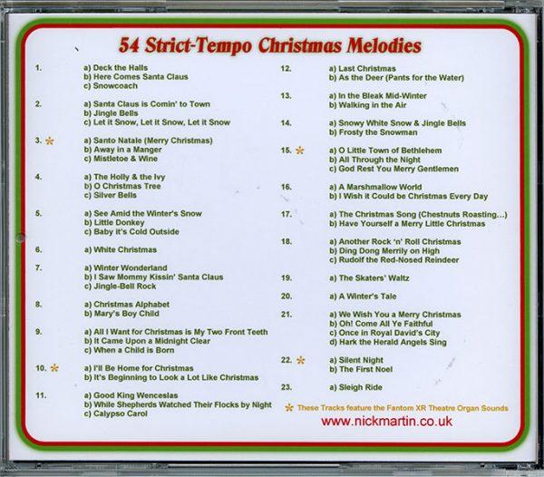 Nicholas Martin - Dancing Around Christmas (Case)