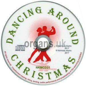 Nicholas Martin – Dancing Around Christmas (Disc)