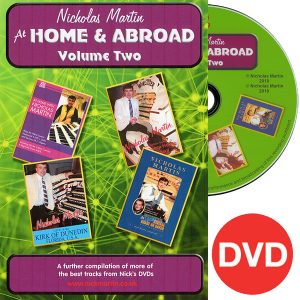 Nicholas Martin - At Home & Abroad - Vol.2 DVD