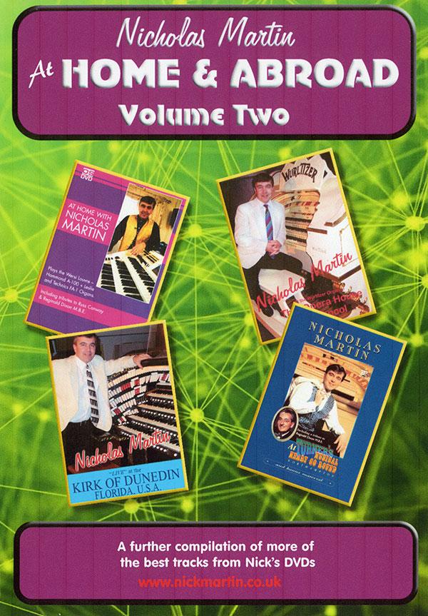 Nicholas Martin - At Home & Abroad - Vol.2 DVD