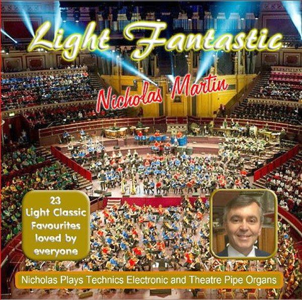 Nicholas Martin - Light Fantastic