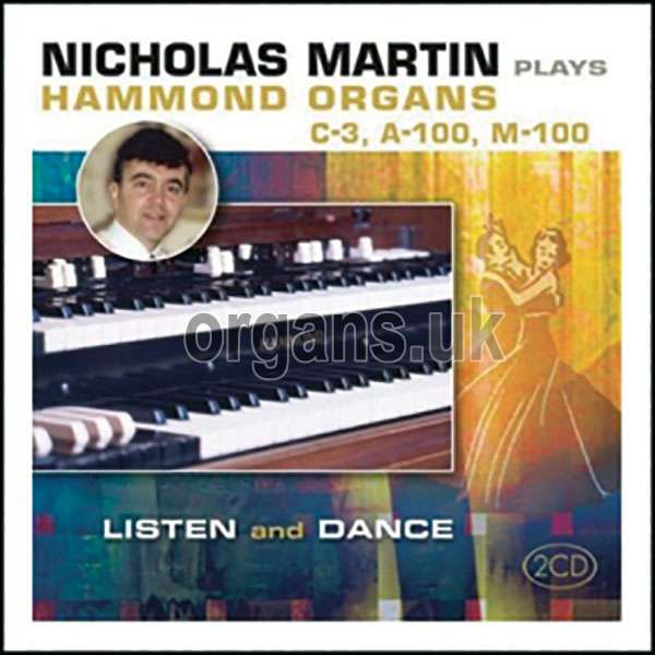 Nicholas Martin - Listen and Dance (2CD)
