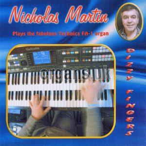 Nicholas Martin - Dizzy Fingers