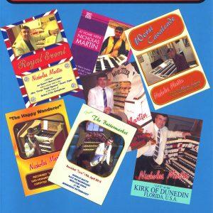 Nicholas Martin - At Home & Abroad (DVD)