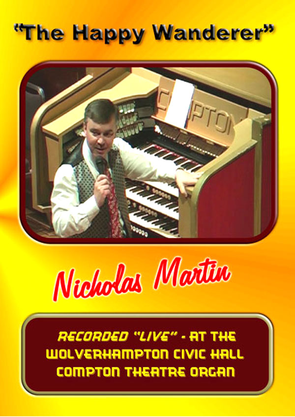 Nicholas Martin - The Happy Wanderer (DVD)