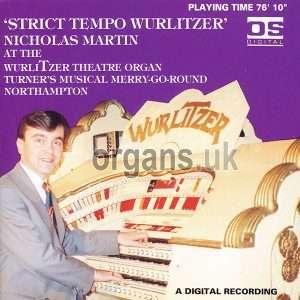 Nicholas Martin - Strict Tempo Wurlitzer