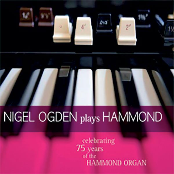 Plays Hammond (Celebrating 75 Years of the Hammond Organ)