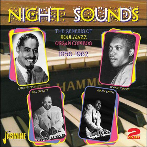 VARIOUS - Night Sounds (2CD)