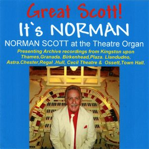 Norman Scott - Great Scott, It's Norman!