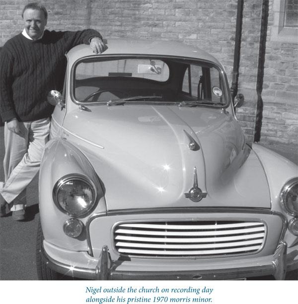 Nigel Ogden - Love Divine (Car)