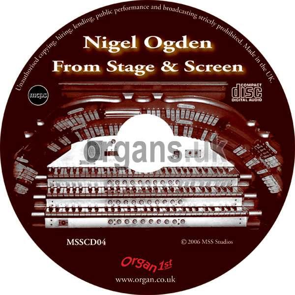 Nigel Ogden - From Stage & Screen