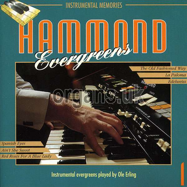 Ole Erling - Hammond Evergreens 1