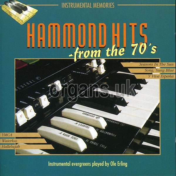 Ole Erling - Hammond Hits from the 70s