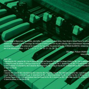 Organ Moods Tray