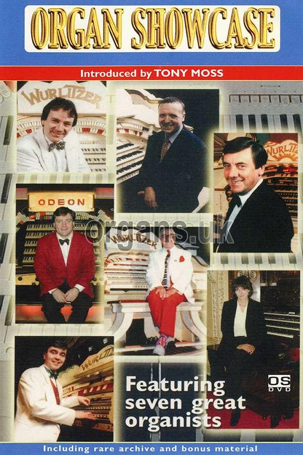Organ Showcase DVD