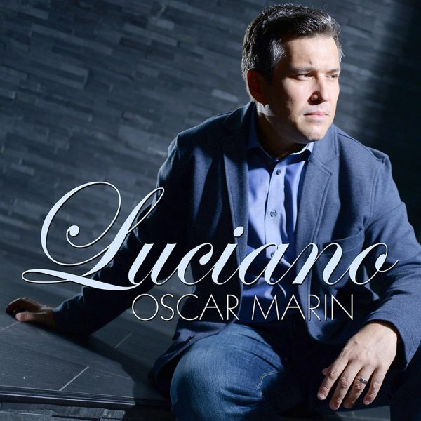 Oscar Marin - Luciano (CD Single) (Claudia Hirschfeld)