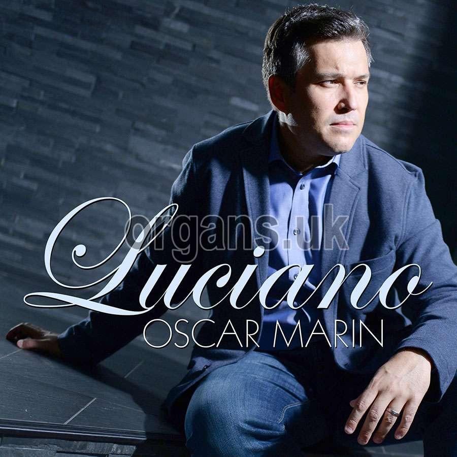 Oscar Marin - Luciano (CD Single) (Claudia Hirschfeld)