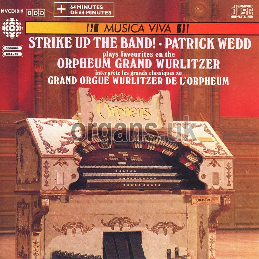 Patrick Wedd - Strike Up The Band