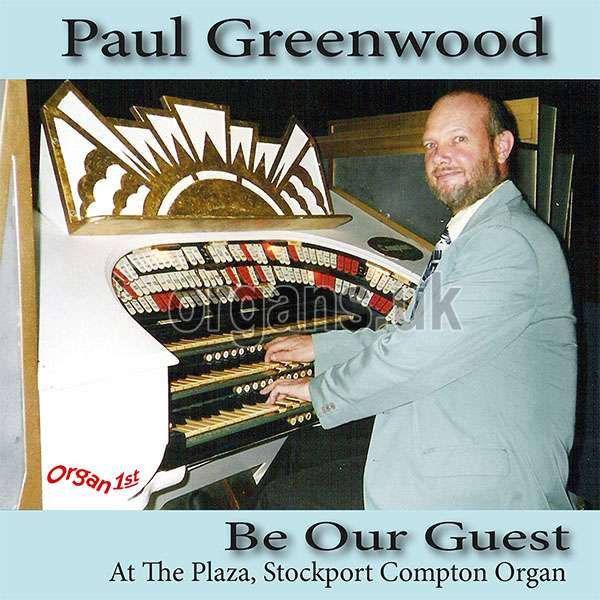 Paul Greenwood - Be Our Guest
