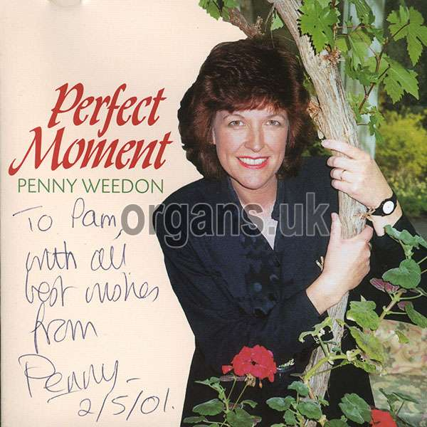 Penny Weedon - Perfect Moment (Signed)