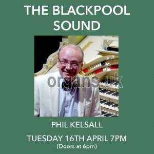 Phil Kelsall 2019 Concert