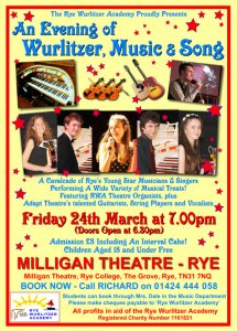 An Evening of Wurlitzer Music & Song