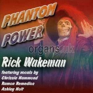 Rick Wakeman - Phantom Power