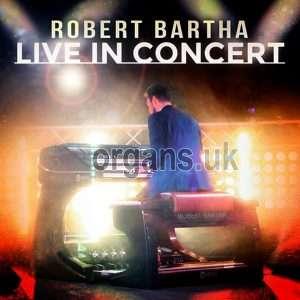 Robert Bartha - Live In Concert CD
