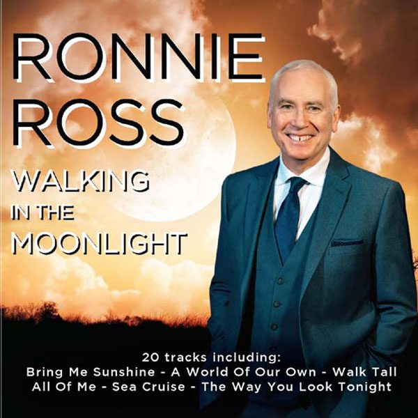 Ronnie Ross - Walking In The Moonlight (2019)