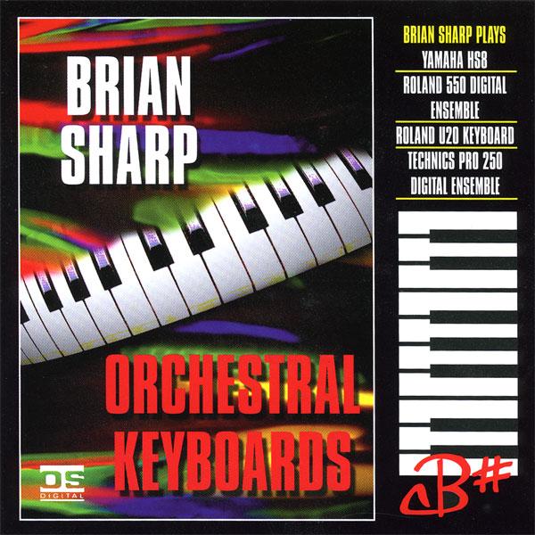 Brian Sharp - Orchestral Keyboards