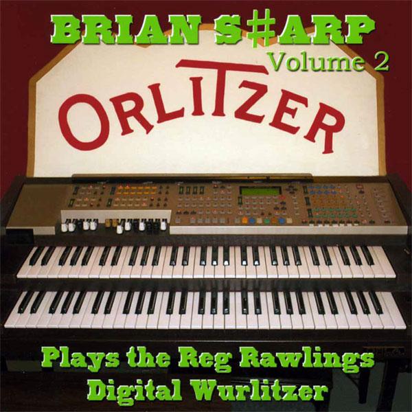 Brian Sharp - OrliTzer (Volume 2)