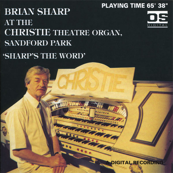 Brian Sharp - Sharp's The Word