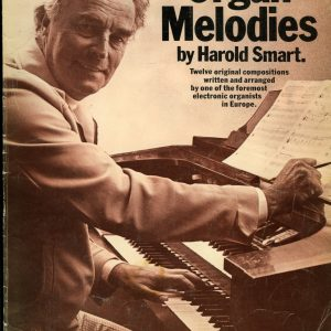 Harold Smart - Organ Melodies Book