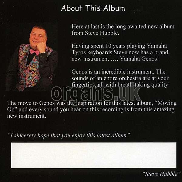Steve Hubble - Moving On