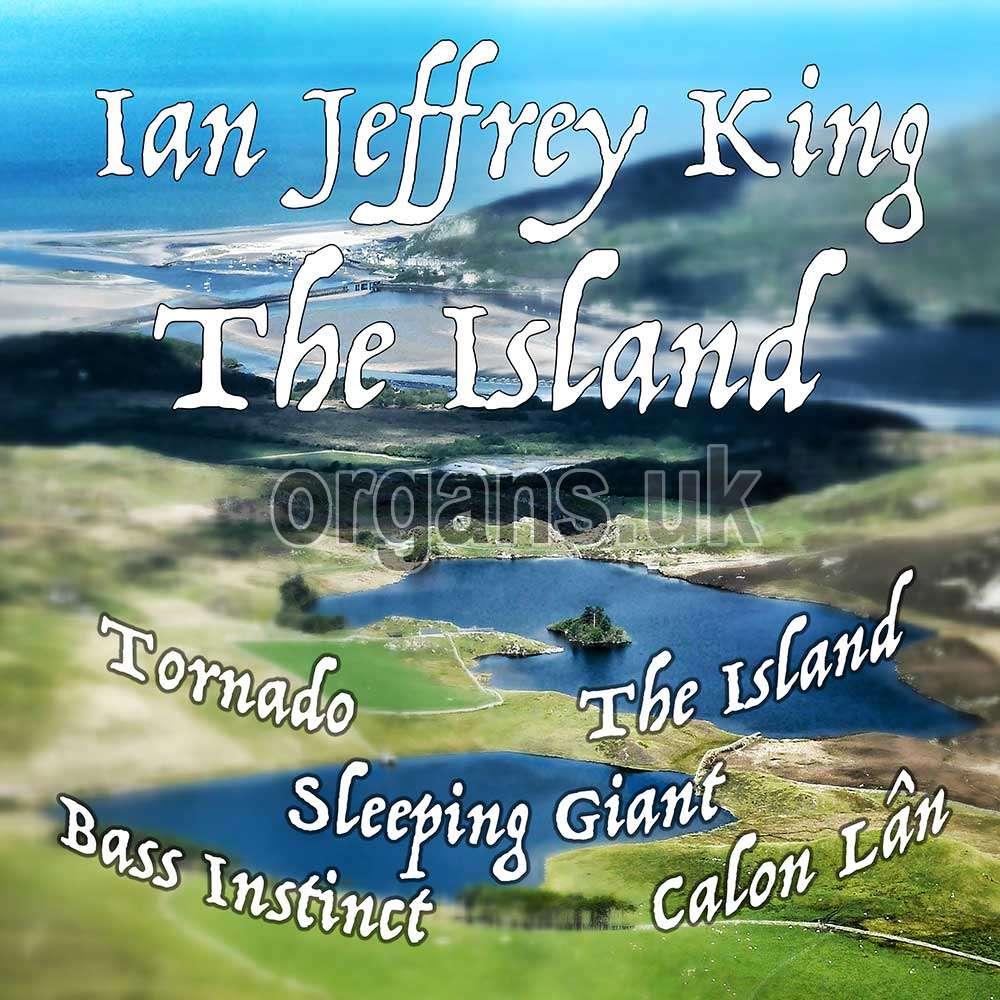 Ian Jeffrey King - The Island EP