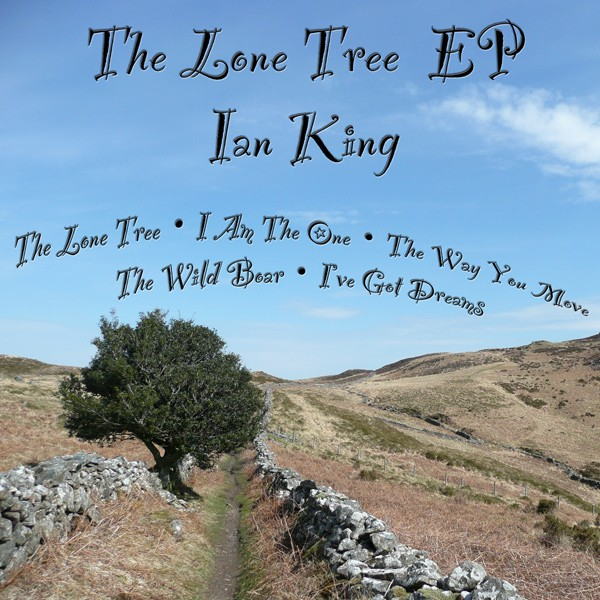 The Lone Tree EP Cover (Small)