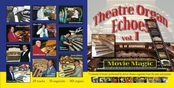 Theatre Organ Echoes 1 - Movie Magic