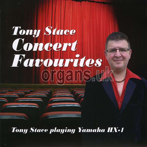 Tony Stace - Concert Favourites