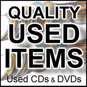 Used CDs and DVDs at organs.uk